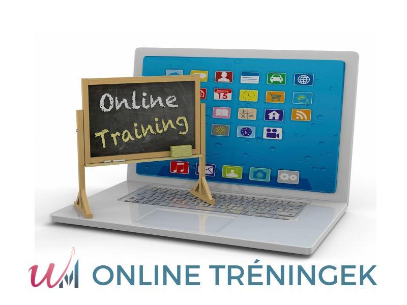 Online tréninget - Utasi Cégkísérő